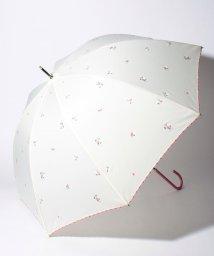Cocoonist/フラワー柄晴雨兼用長傘 雨傘/503038592