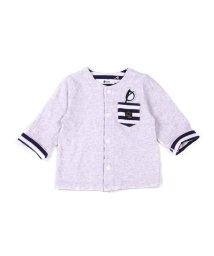 e-baby/天竺メガネワッペンカーディガン/503049623