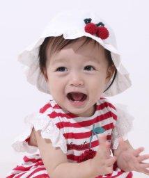 e-baby/チェリーレースハット/503049627