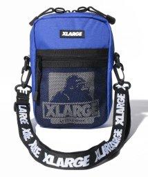 XLARGE KIDS/メッシュポケットたて型ショルダーバッグ/503088166