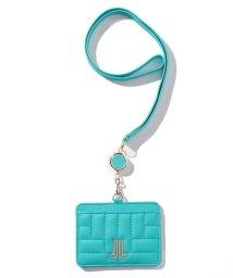 LANVIN en Bleu(BAG)/ベルシー リール付きIDケース/503090626