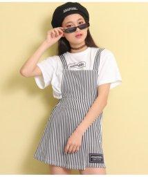 ANAP GiRL/スカパンサロペットTシャツセット/503114550