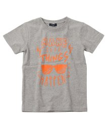 GLAZOS/天竺・接触冷感手書き風イラスト半袖Tシャツ/503114862