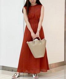 CAST:/楊柳プリーツドレス/503115216
