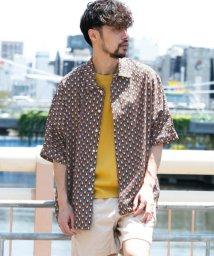URBAN RESEARCH Sonny Label/ドルマンスリーブパターンシャツ/503116077