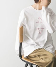 URBAN RESEARCH/7X7 Pyramid LONG-SLEEVE T-SHIRTS/503116328