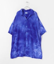 URBAN RESEARCH DOORS/Jams by Surf Line RAYON TIE DYED SHIRTS ONE-PIECE/503116363