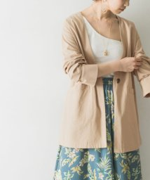 URBAN RESEARCH/製品洗いVネックシャツジャケット/503116414