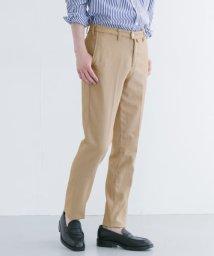 URBAN RESEARCH/【別注】BARBATI×URBAN RESEARCH Tailor ノータックパンツ2/503116417