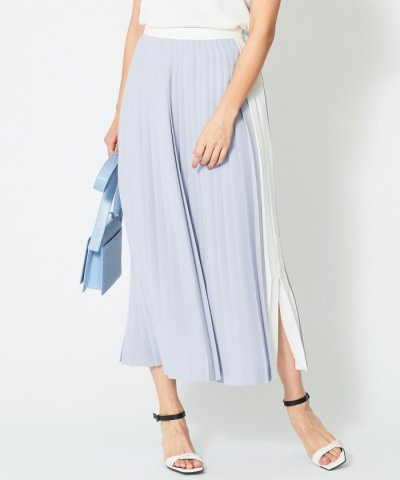 Brushed Pleats スカート