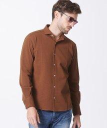 EPOCA UOMO/ホリゾンタルカラードビーシャツ/502381470