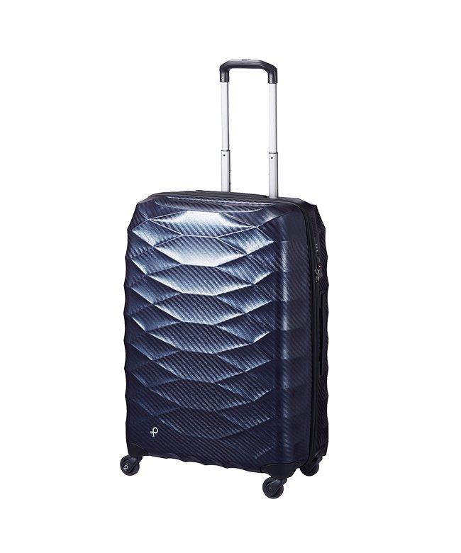 カバンのセレクション エース プロテカ スーツケース 超軽量 受託手荷物規定内 Lサイズ 74L ACE PROTeCA 01823 エアロフレックスライト ユニセックス ネイビー フリー 【Bag & Luggage SELECTION】