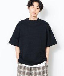 WEGO/WEGO/ヘビーウエイトビッグシルエット半袖Tシャツ/502979000