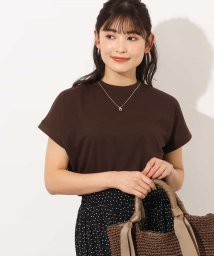 a.v.v/【二の腕カバー】プチハイネックTシャツ/503066868