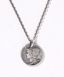 JAM HOME MADE/MERCURY COIN         NECKLACE SV        /503083040