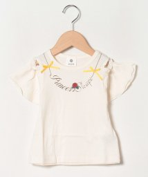 SKAPE/ネックレスプリントTシャツ/503093587