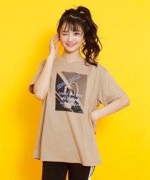JENNI belle/ガールプリントTシャツ/503115843