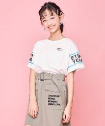 JENNI love/サイドスピンドルTシャツ/503116313