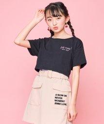 JENNI love/後リボンTシャツ&タンクセット/503116314