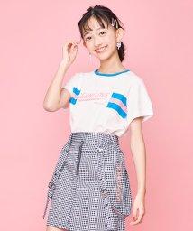 JENNI love/リンガーTシャツ/503116316