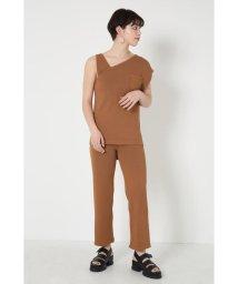 SHEL'TTER SELECT/サマーニットストレートパンツ(New Standard Trousers)/503117099