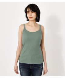 AZUL by moussy/【VERY5月号掲載】【吸水速乾&抗菌防臭】BASIC 2WAY CAMISOLE/503117101
