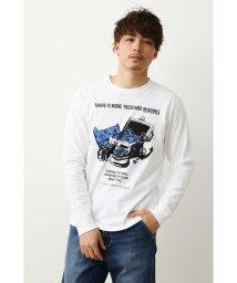 RODEO CROWNS WIDE BOWL/トレジャーインブックスロングスリーブTシャツ/503117123