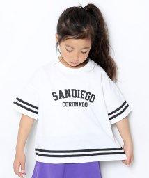 devirock/スポーティーロゴTシャツ/503117463