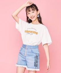 JENNI love/サイドスナップBIGTシャツ/503117555