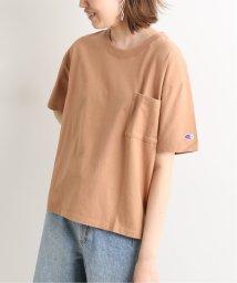 SLOBE IENA/【Champion/チャンピオン】SLOBE別注 BIG POCKET Tシャツ◆/503118311