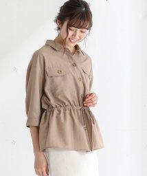 Honeys/両ポケット付シャツ/503118545