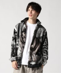 JOURNAL STANDARD relume Men's/【WILD KIND/ワイルドカインド】ANIMAL FLEECE JACKET WOLF/503118590
