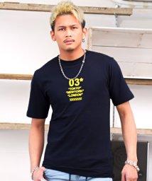 LUXSTYLE/03プリント半袖Tシャツ/Tシャツ メンズ 半袖 プリント ロゴ ガールズフォト/503119063