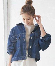 KOBE LETTUCE/【ツイルorデニム】ショートジャケット [K925]/503119270
