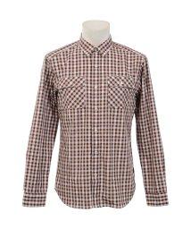 Alpine DESIGN/アルパインデザイン/メンズ/長袖チェックシャツ/503119439