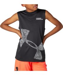 UNDER ARMOUR/アンダーアーマー/キッズ/TECH EXPLODED LOGO TANK/503119503