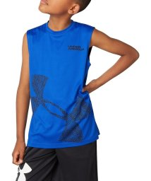 UNDER ARMOUR/アンダーアーマー/キッズ/TECH EXPLODED LOGO TANK/503119504