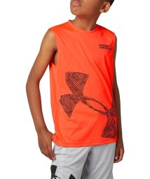 UNDER ARMOUR/アンダーアーマー/キッズ/TECH EXPLODED LOGO TANK/503119505