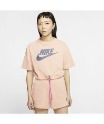 NIKE/ナイキ/レディス/AS W NSW ICN CLSH TOP SS FT/503119606
