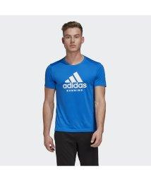 adidas/アディダス/メンズ/オウンザランビッグロゴTシャツ/503119653