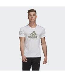 adidas/アディダス/メンズ/オウンザランビッグロゴTシャツ/503119655