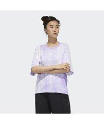 adidas/アディダス/レディス/W MHE クラウディーダイ Tシャツ/503119690