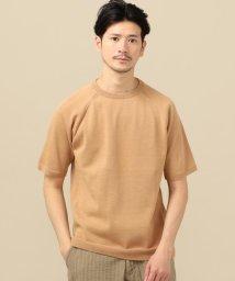 SHIPS MEN/【Begin6月号掲載】SC: ジャパン ペーパーヤーン ニット Tシャツ/503119721