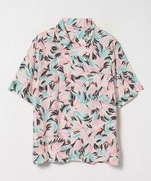 agnes b. HOMME/IBY0 CHEMISE フラワープリントシャツ/503112180
