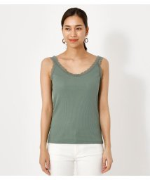 AZUL by moussy/BASIC LACE CAMISOLE/503120373
