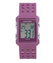 ARMITRON NEWYORK/ARMITRON 腕時計 デジタル レクタングル スポーツウォッチ/502852402