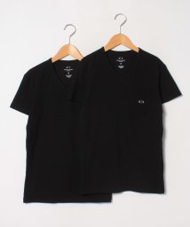 ARMANI EXCHANGE/【ARMANI EXCHANGE】V-neck T-shirt(2Pack)/503062576