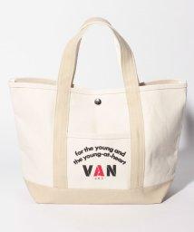 VANJACKET/アーチロゴminiトート/503076661