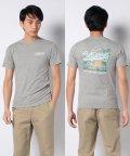 STYLEBLOCK/サーフバックプリントクルーネック半袖Tシャツ/503090812