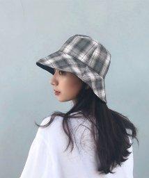 seiheishop/帽子 レディース リバーシブルハット 折りたたみ 紫外線 対策 UVカット雑貨 小物 旅行/503118357